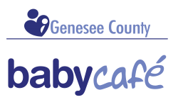 Genesee baby cafe logo