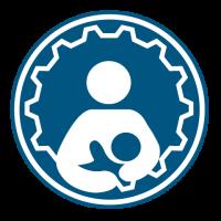 Workplace Dark Blue Icon
